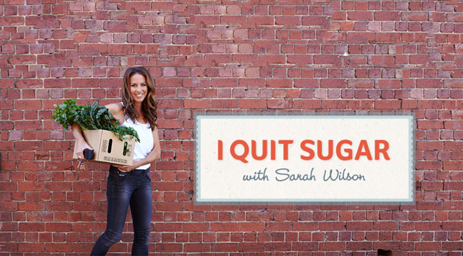We quit sugar